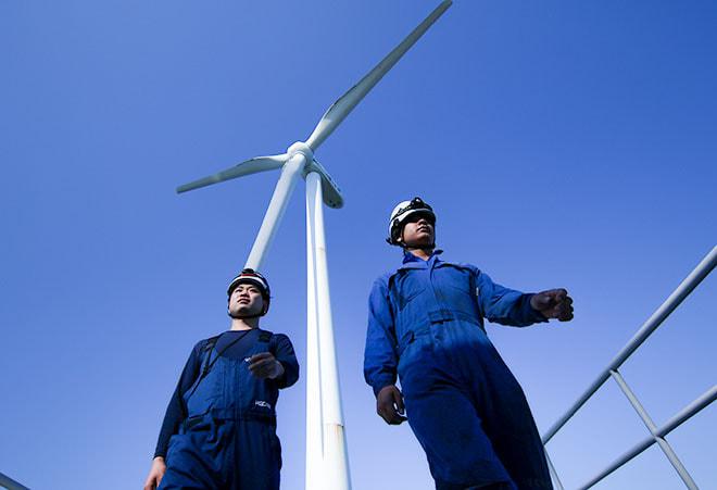 風力発電関連の企画、調査、コンサル業務